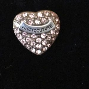 Juicy Couture earring duo